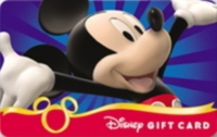 Disney Store (Merchandise Credit, Not Disney Rewards)