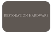 Restoration Hardware