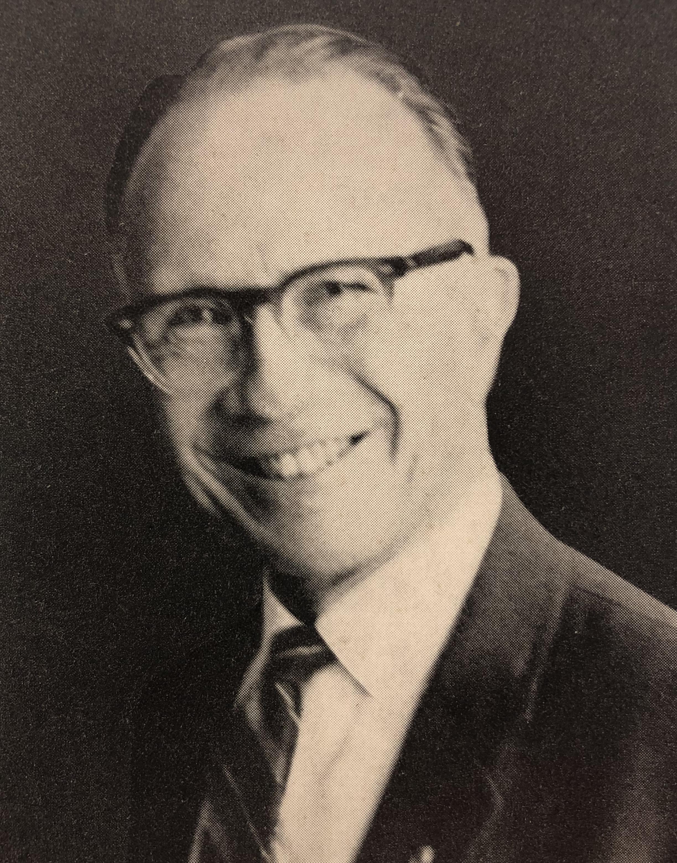 Professor Walt Shipley