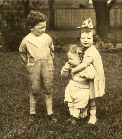 Dowdle Children circa 1925