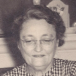 Mary T. (Cooper) Clayton