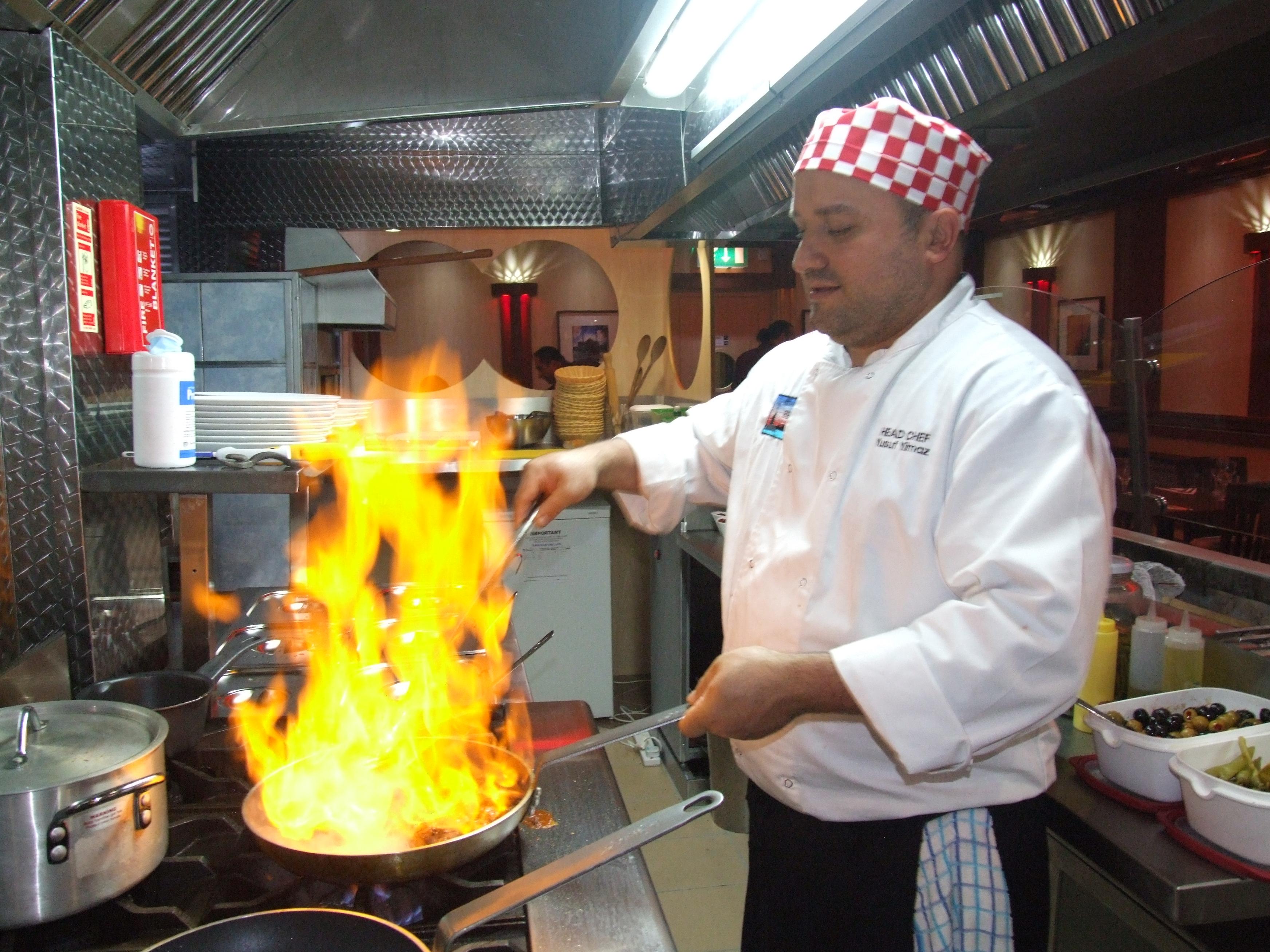 Jenifer portfolio: Master Chef
