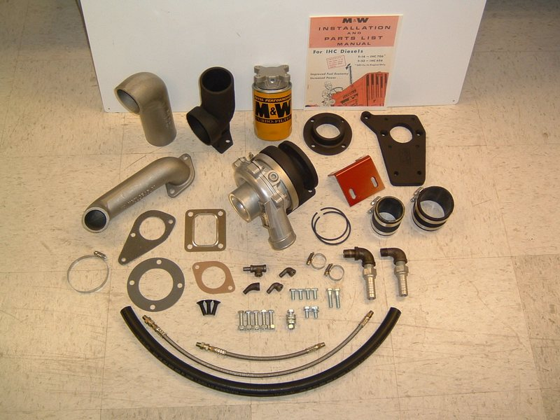 International Harvestor 656 T-23 Kit