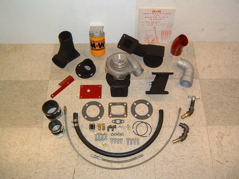 International Harvestor 756 T-27 Kit
