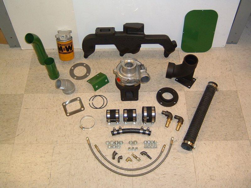 John Deere 3020 T-4 Kit