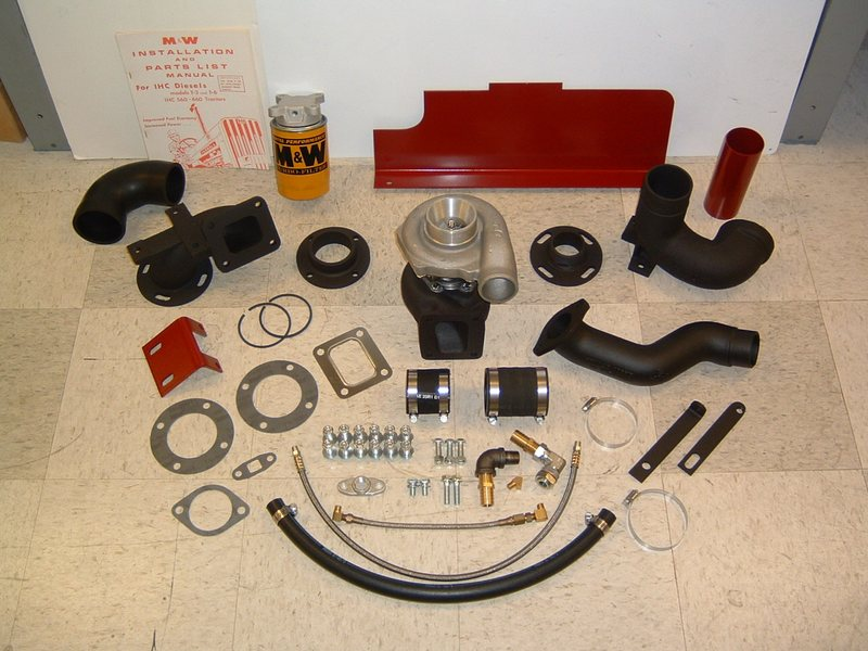 International Harvestor 660 T-6 Kit