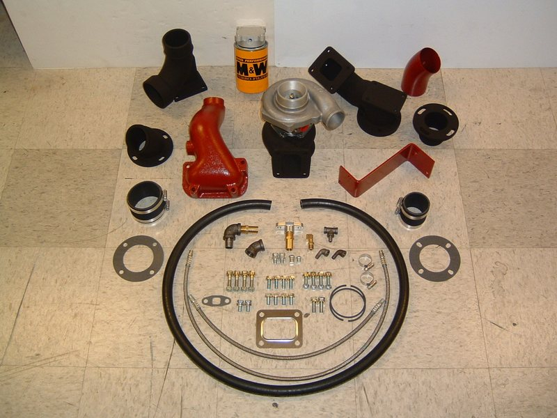 International Harvestor 856 T-7 Kit