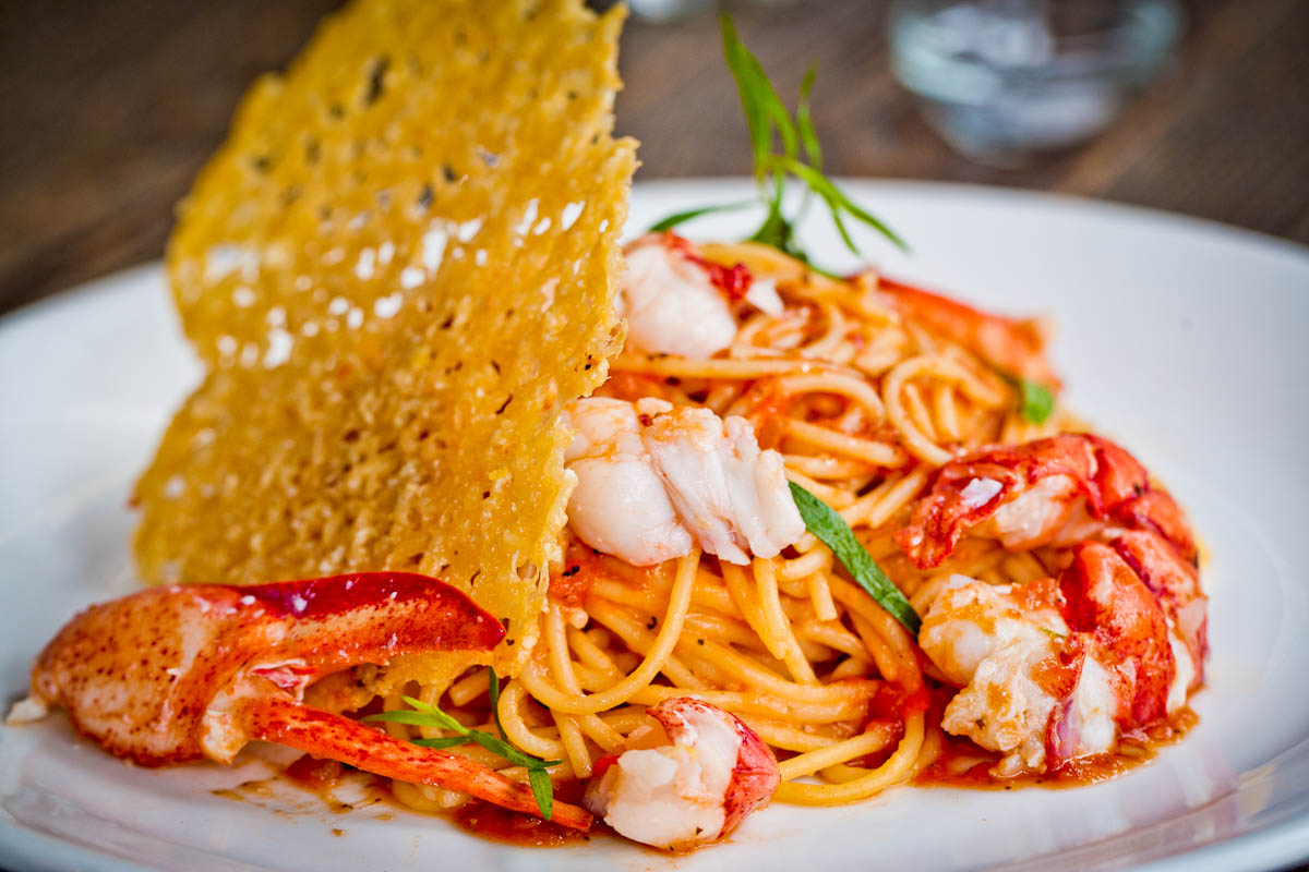 Lobster Spaghetti Recipes — Dishmaps