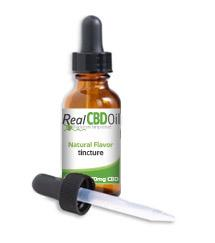 5ml Real CBD Oil Tincture, 250mg CBD