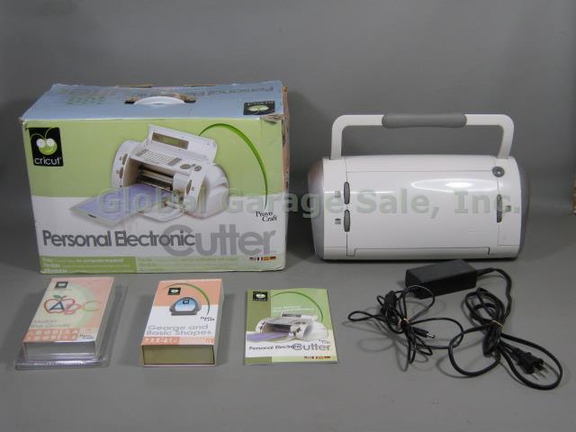 Provo craft cricut personal electronic die cutter cutting for The cricut craft machine