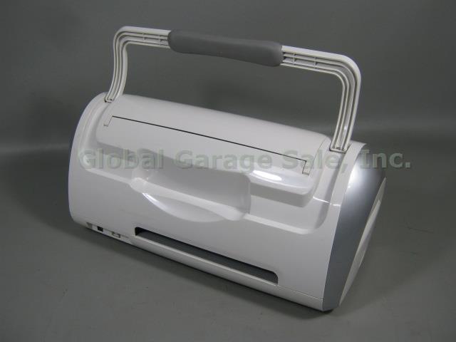 cricut 29 0001 personal electronic cutting machine