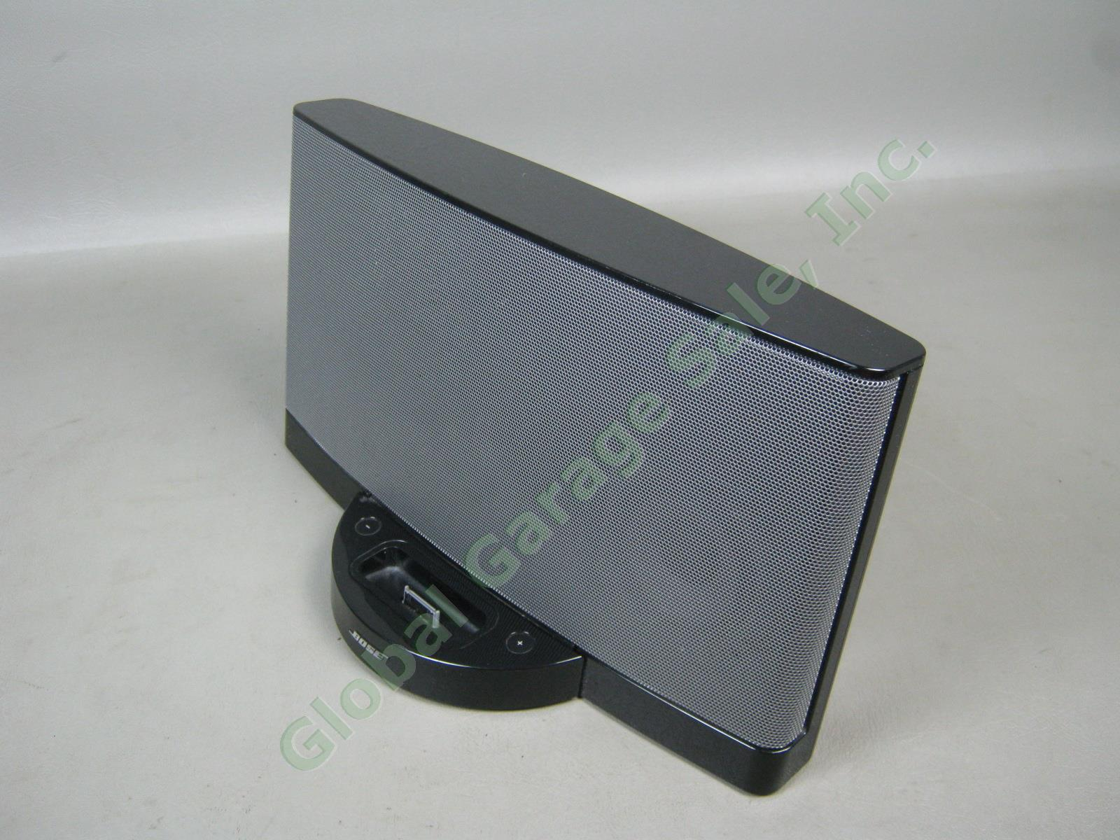 bose sounddock series ii digital music system ipod iphone. Black Bedroom Furniture Sets. Home Design Ideas