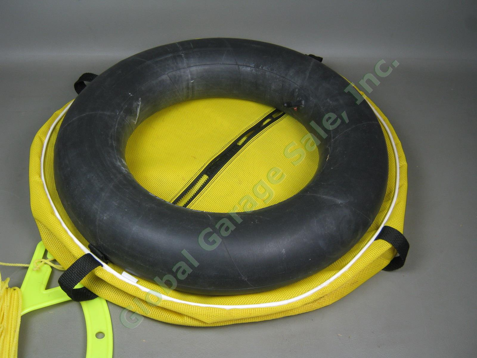 Scuba diving snorkeling dive buoy marker float tube for Dive tube