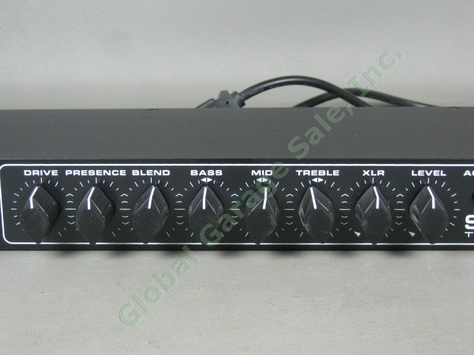 sansamp tech 21 bass driver manual
