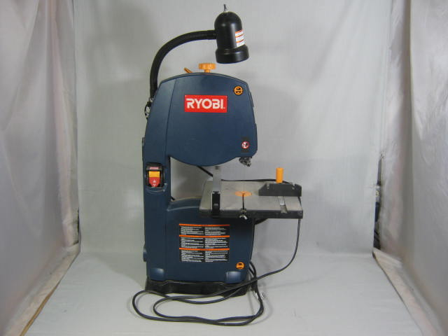 Ryobi bs902 evaluate hardware details about ryobi 9 band saw model bs902 excellent condition works greentooth Gallery