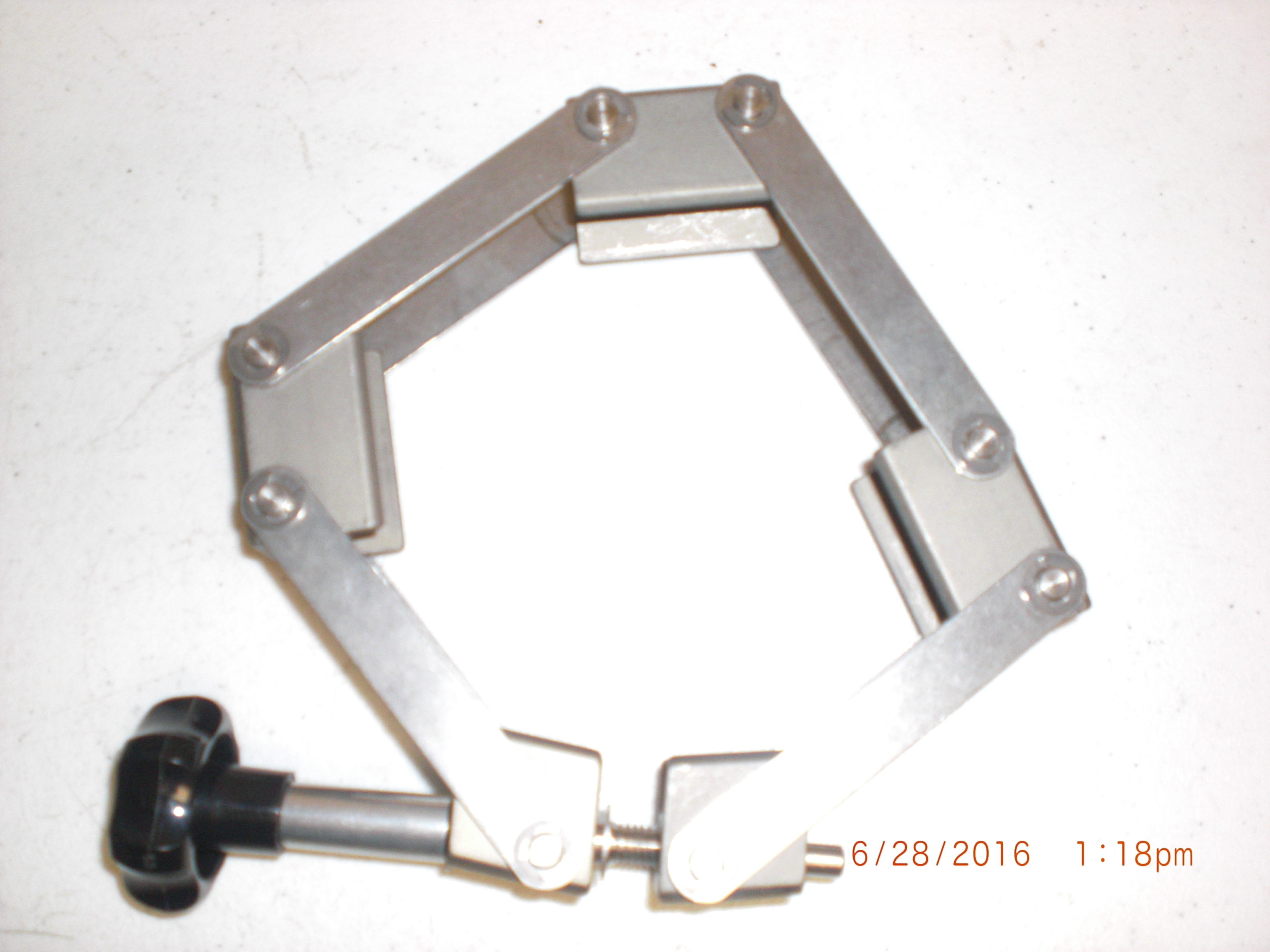 Clamp EVAC 18.5 Chain Clamp ISO80