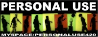 Personal Use - Hip Hop Group in Brownsville, Texas