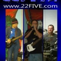 22five - Alternative Band in Athens, Georgia