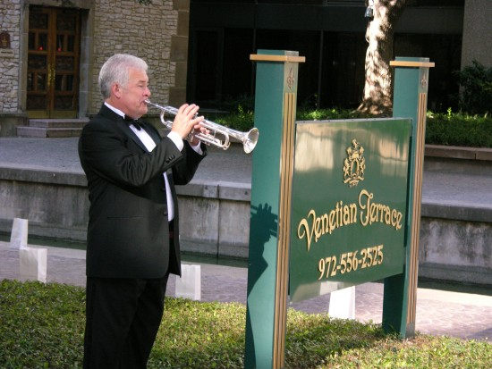 The Trumpet with Keith in Las Colinas