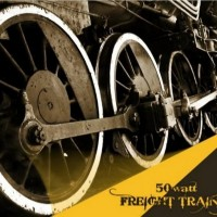 50 Watt Freight Train