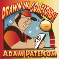 60 Second Caricatures by Adam Pate - Caricaturist in Norwalk, Ohio
