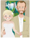 Wedding Gift Caricatures