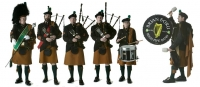 Bagpipers -Brian Boru Pipe Band - World Music in St Paul, Minnesota