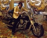 Randy Elvis Walker Arriving to a Show in Ocala