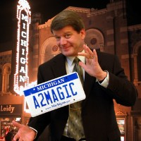 A2 Magic - Strolling/Close-up Magician in Battle Creek, Michigan