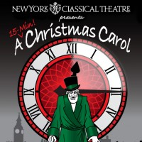 """A {15-Min!} Christmas Carol"" - Puppet Show in Astoria, New York"