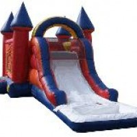 A & B bounce houses - Party Bus in ,