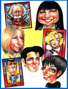 Caricature Artist