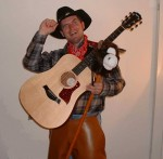 Dusty Bottoms The Singing Cowboy