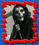 Grim Reaper Over The Hill Comedy Show