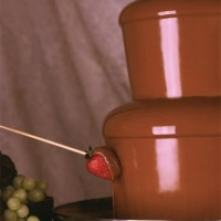 A Chocolate Celebration chocolate fountains - Tent Rental Company in Cincinnati, Ohio