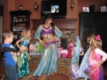 Jasmine Princes Party