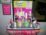 GLITTER BODY LOTIONS PARTY FOR GIRLS
