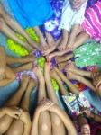 Kids Pedicures and Manicures @ A Hair for Kids Salon