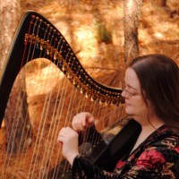 A Harp For All Reasons - Holiday Entertainment in Greensboro, North Carolina