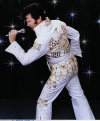 A Tribute to Elvis- Mike Massa