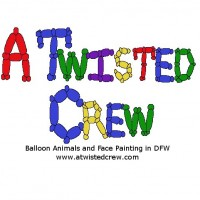 A Twisted Crew - Face Painter in Dallas, Texas