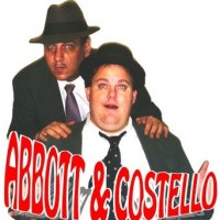 Abbott and Costello Tribute Act - Impressionist in New York City, New York