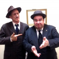 Abbott & Costello: Joe & Bob Tribute - Unique & Specialty in Kingston, New York