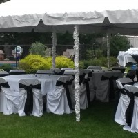 Above All Tent Rentals - Tables & Chairs in ,
