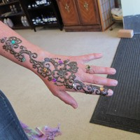 Abq Henna - Temporary Tattoo Artist in Santa Fe, New Mexico