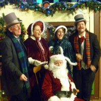 Acappella Carolers - Barbershop Quartet in Garden Grove, California