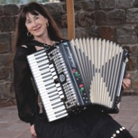 Accordionist Nada Lewis  /Folkloric Productions - Accordion Player in Napa, California