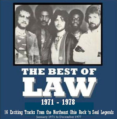 The Best of Law CD