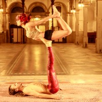 Acrodisiac - Aerialist in New Orleans, Louisiana