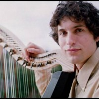 Adam Free, Harpist - Celtic Music in South San Francisco, California